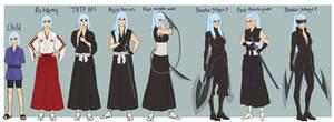 Bleach OC Timeline: Kimmi Hatsutori