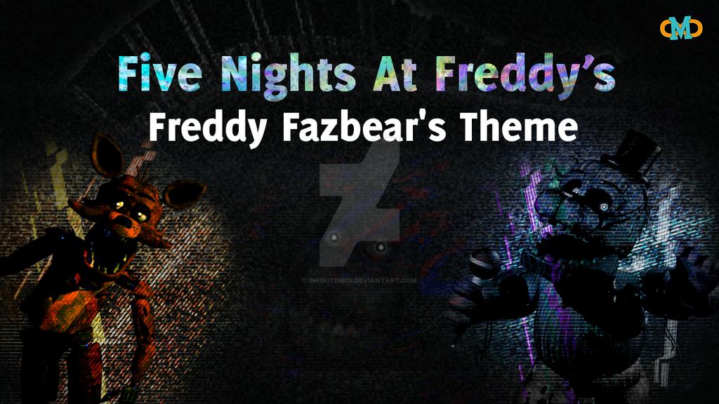 Five Nights At Freddy's [Thumbnail Example] by InfiniteMidi