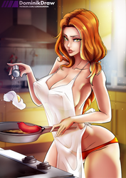 Barbecue Leona by Lord-Dominik