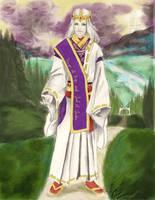 The Lord of Heaven and Earth by SamuraiKirisuten