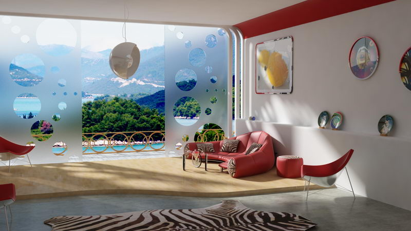 interior design by modelight on DeviantArt