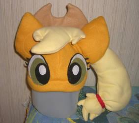 Applejack hat - Front view