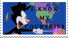 Yakko's World Stamp