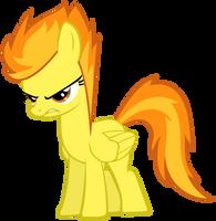 Angry Spitfire by zakbo1337