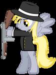 Gangster Derpy