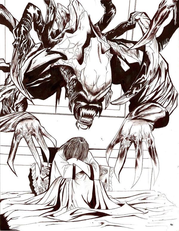 Island of Horror by Mishiko-Saku-Chan