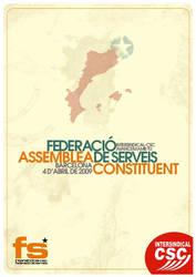 Congres federacio de Serveis by nenet