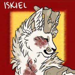 Iskiel: Fall Event NPC by TeacupChimera