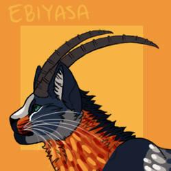 Ebiyasa: Fall Event NPC by TeacupChimera