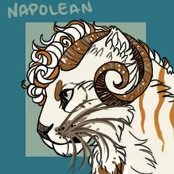 Napoleon: Fall Event NPC by TeacupChimera