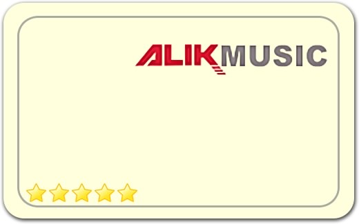 لوازم موسیقی آلیک موزیک