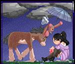 [P-TF]Rainy day