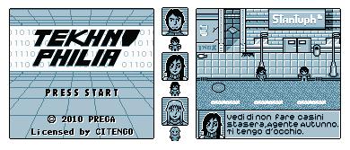 Concept Game - Tekhnophilia by ImpaledJanus