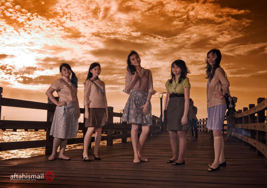 70 Infrared Ancol by Klikkanan
