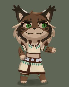 Animal Crossing Ronja