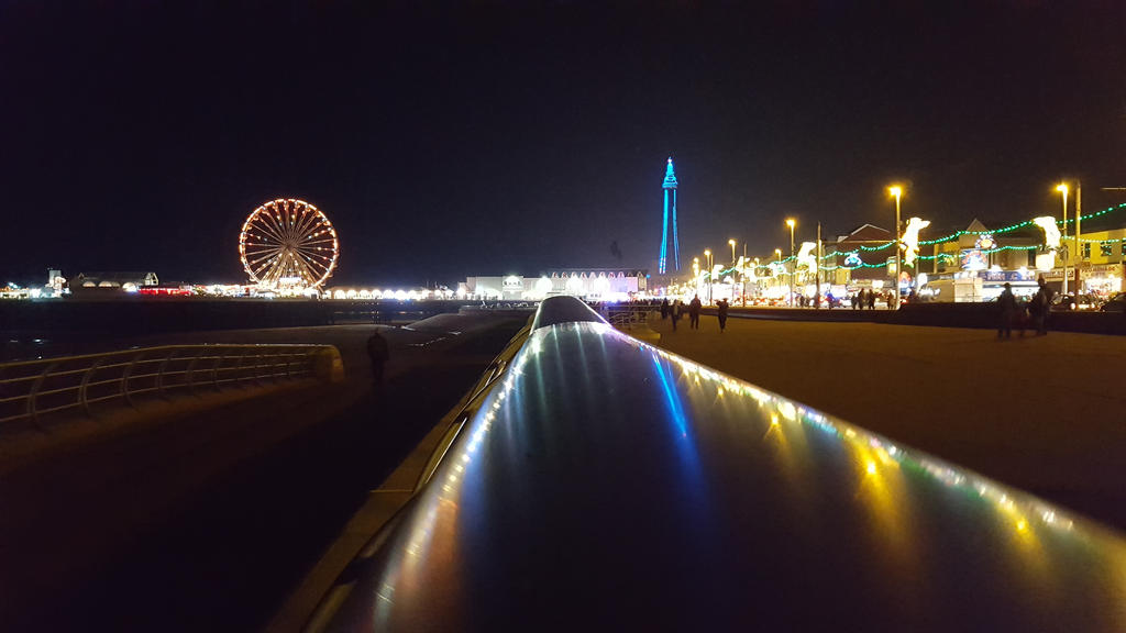 Blackpool Strip Lights By Frenszy On DeviantArt