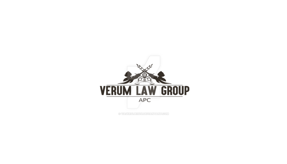 legal logo by Vaskrsije1978