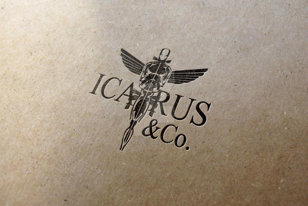 Icarus Logo by Vaskrsije1978
