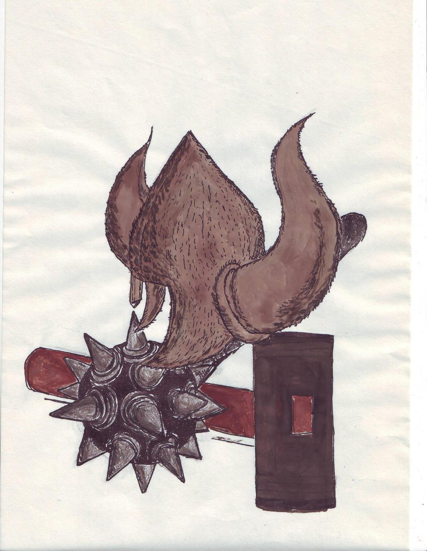 Bear Viking by Vaskrsije1978