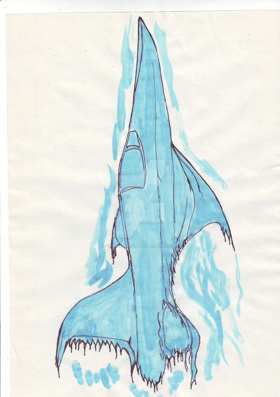 Space Fish by Vaskrsije1978