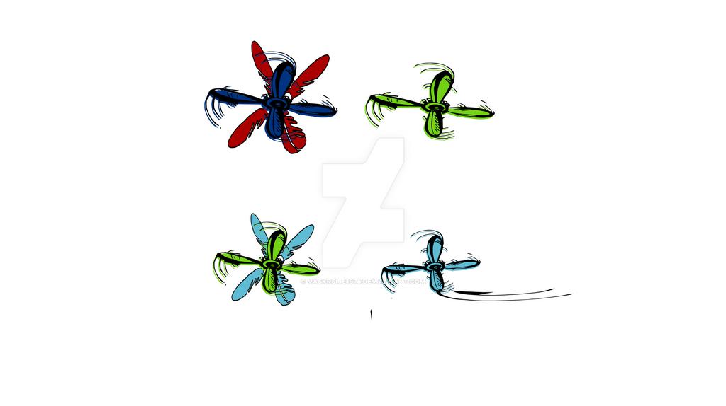 propelers by Vaskrsije1978