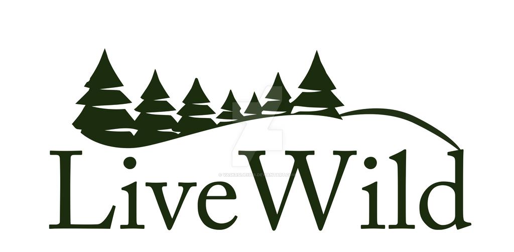 Live Wild logo by Vaskrsije1978