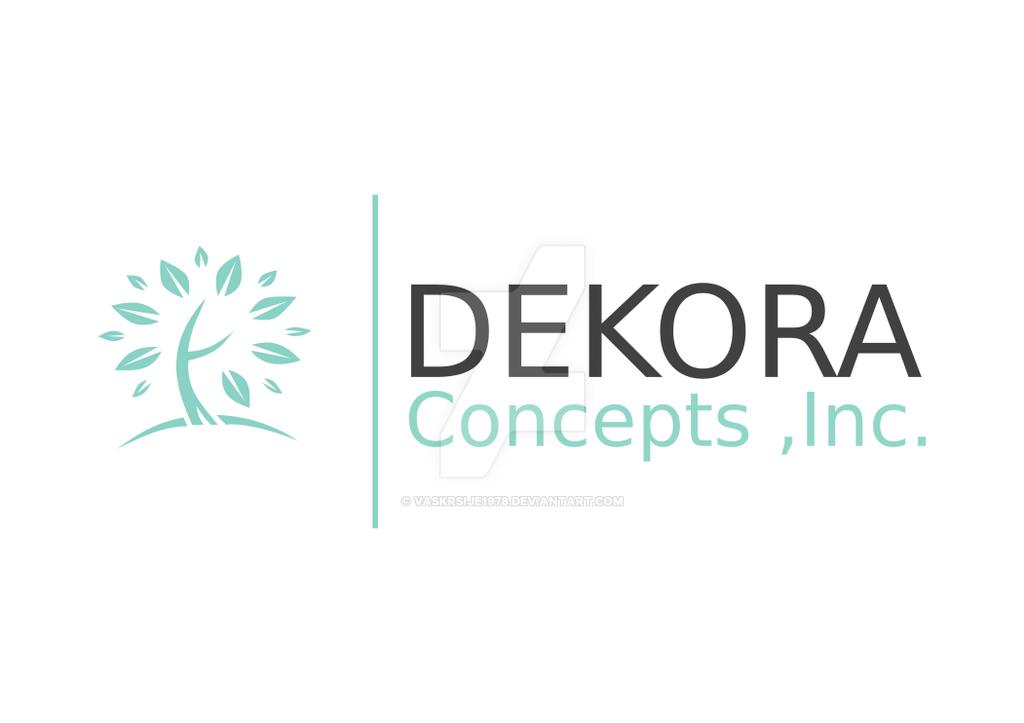 Dekora logo 1 by Vaskrsije1978