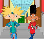 Hey Arnold Conquer the Wind (preview) by R101D