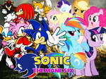 Sonic and The Mane Six