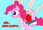 Pinkie D Luffy Gear Second