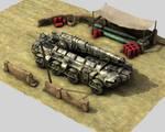 Heavy CFV - Artillery Version