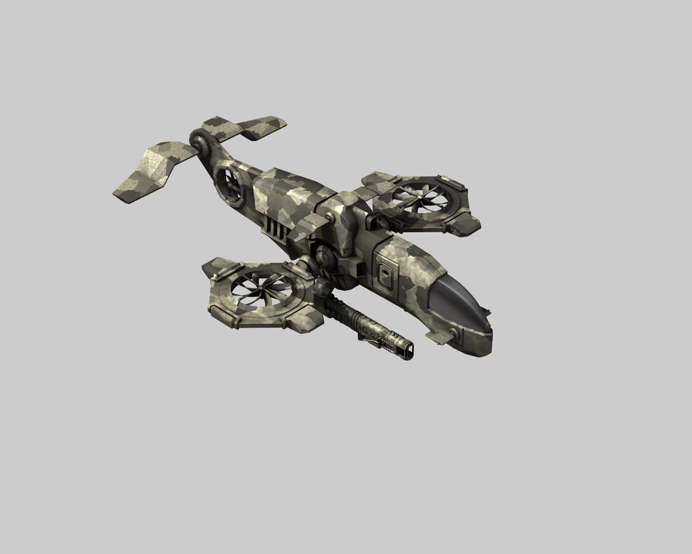 SkyLarc - Helicopter Camo MK0 by eRe4s3r