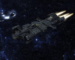 Dynaheir ST42 - Frigate 1 MK2 by eRe4s3r