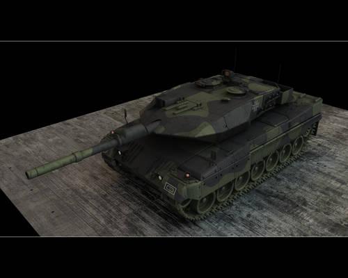 Leopard 2a6 View 1