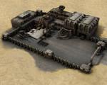 Military Desert Outpost MK1