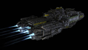 Dreadnought Mk1 - View 2