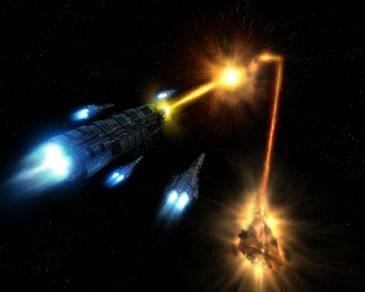 space war video