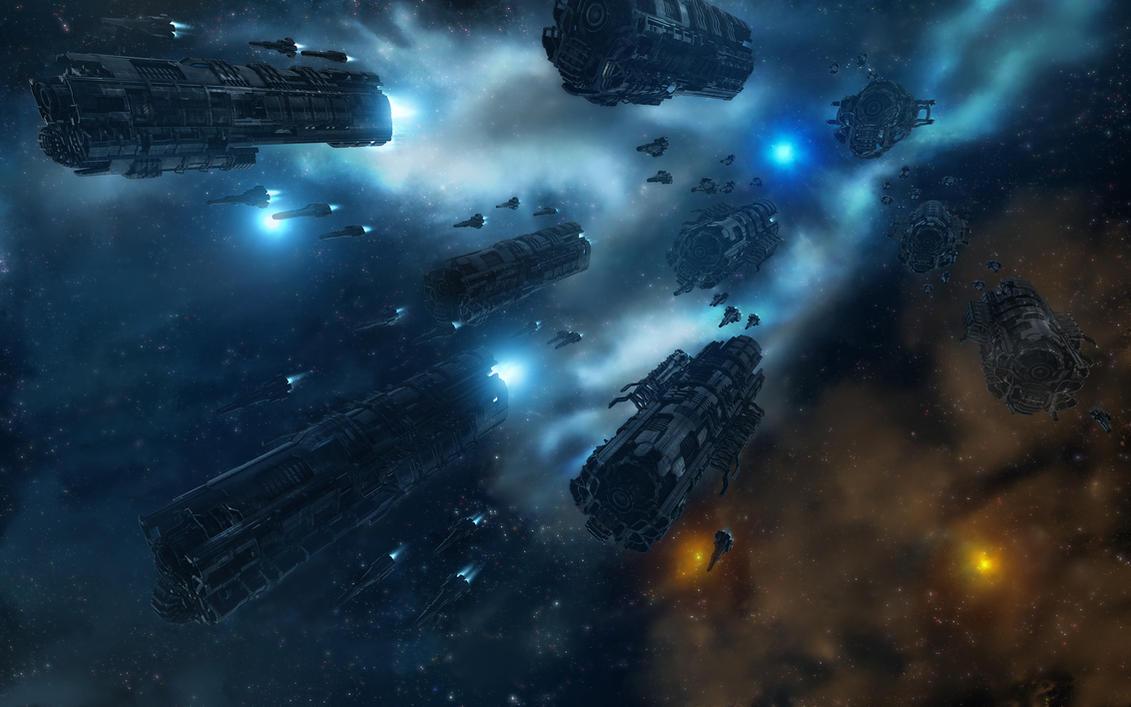 Fleet Movements By ERe4s3r