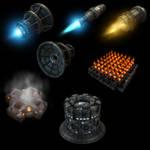 7 Sci-Fi Items Showcase by eRe4s3r