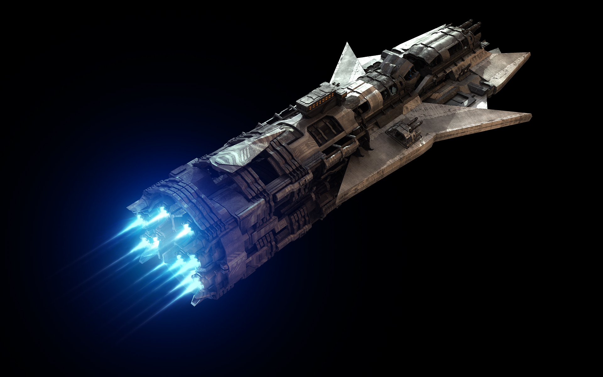 Spearhead Ship TX r3 by eRe4s3r