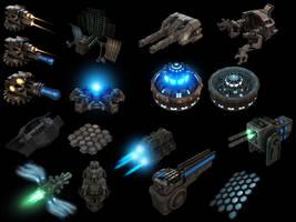 Sci-Fi Items Showcase Part 4