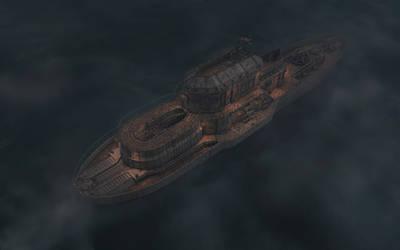Grunge Steam Cruiser V1 Night