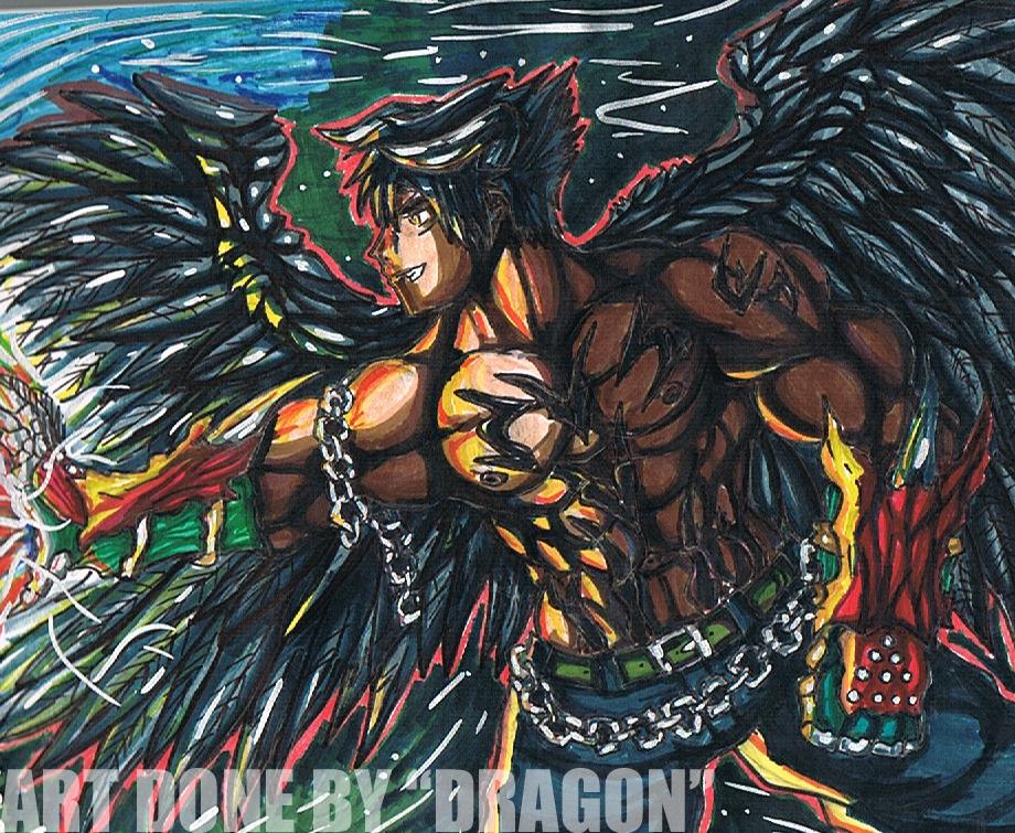 Devil Jin by TK-DRAGON