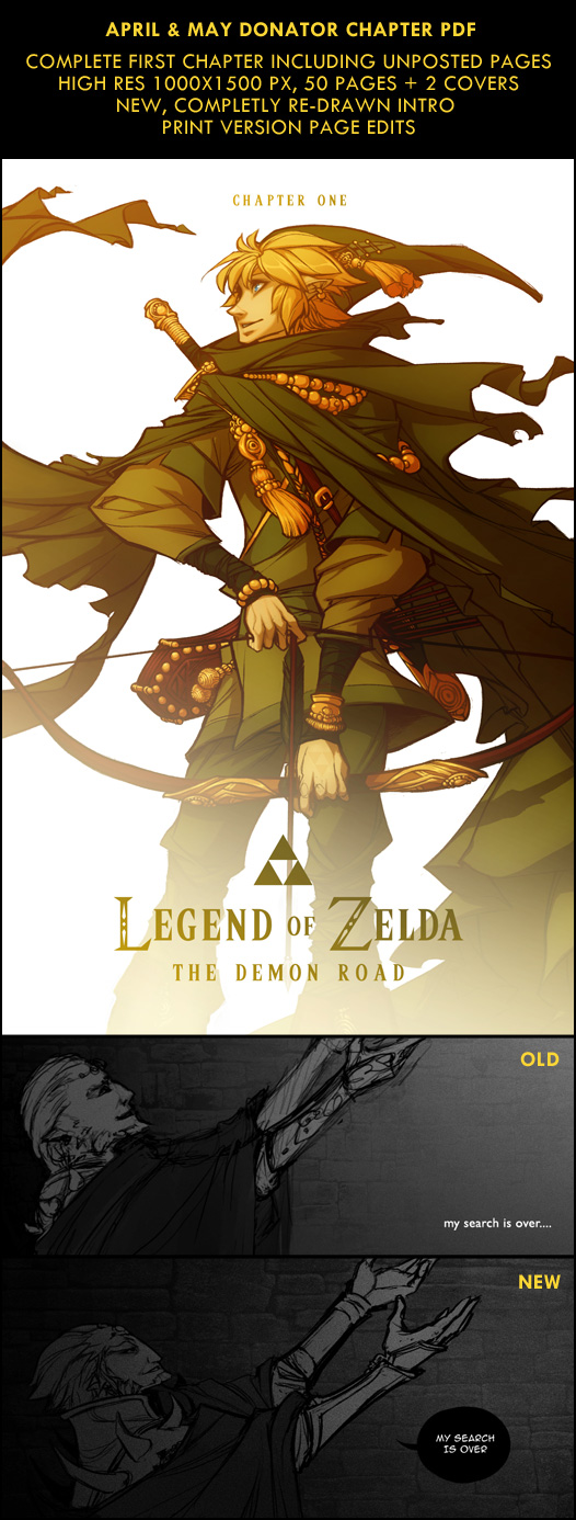 Complete Chapter 1 PDF Available by DemonRoad