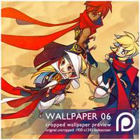 Patron Wallpaper 06 by DemonRoad