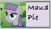 Maud Pie Stamp by Meadow-Leaf