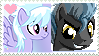 ThunderChaser Stamp by Meadow-Leaf