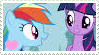 Twidash Stamp by Meadow-Leaf