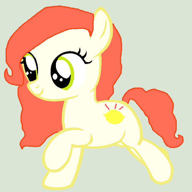 New Oc - Lemon Surprise by Meadow-Leaf