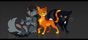 Warrior Cat OGS